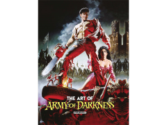 The Art of Army of Darkness Art Book