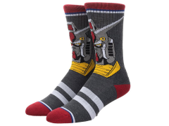 Mobile Suit Gundam Athletic Crew Socks