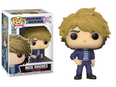 Pop! Rocks: Duran Duran - Nick Rhodes