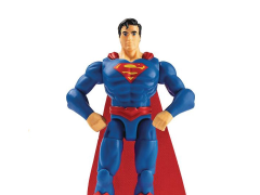 "DC Universe 4"" Superman Figure"
