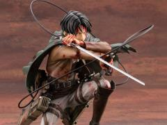 Attack on Titan ArtFX J Levi (Fortitude Ver.) Statue