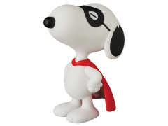 Peanuts Ultra Detail Figure No.545 Masked Marvel Snoopy