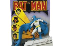 DC Comics Batman 3D Comic Book Cover Figurine (Jim Shore)