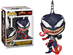 Pop! Marvel: Max Venom - Venomized Captain Marvel