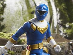 Power Rangers Zeo Lightning Collection Blue Ranger