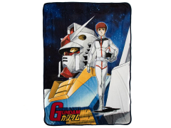 Mobile Suit Gundam Original Cover Throw Blanket