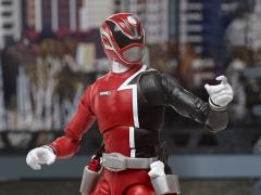 Power Rangers S.P.D. Lightning Collection Red Ranger