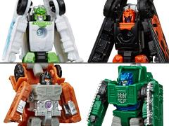 Transformers War for Cybertron: Earthrise Micromaster Wave 1 Set of 2 Two-Packs