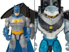 "DC Comics 4"" Batman Mega Gear Set of 2 Figures"