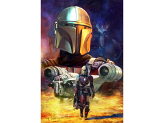 Star Wars Hunter & Prey Limited Edition Lithograph