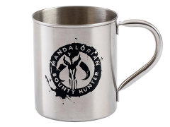 The Mandalorian Metal Mug