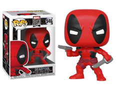 Pop! Marvel: 80th Anniversary - Deadpool (First Appearance)