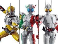 Kamen Rider So-Do Chronicle Kamen Rider W Returns / W is Forever Exclusive Box of 3 Figures