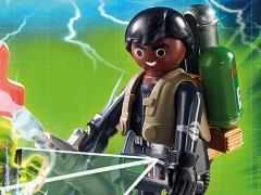 Ghostbusters II Playmobil Winston Zeddemore