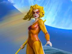 ThunderCats Battle Diorama Series Cheetara 1/10 Art Scale Limited Edition Statue