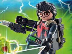 Ghostbusters II Playmobil Egon Spengler