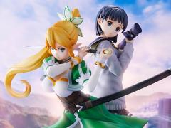 Sword Art Online Leafa & Suguha Kirigaya Figure Set