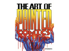 The Art of Painted Comics Art Book