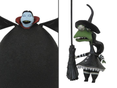 The Nightmare Before Christmas Select Short Vampire & Zeldaborn