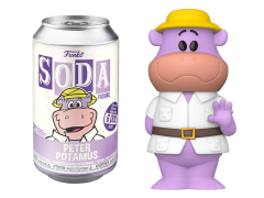 Hanna Barbera Vinyl Soda Peter Potamus Limited Edition Figure