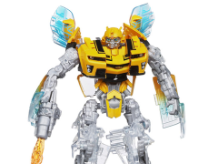 Transformers: Dark of the Moon The Scan Series Deluxe Bumblebee Exclusive