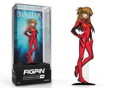 Neon Genesis Evangelion FiGPiN #334 Asuka Shikinami Langley