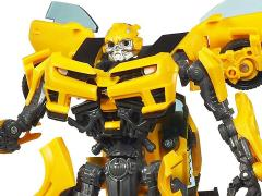 Transformers: Dark of the Moon MechTech Deluxe Bumblebee Exclusive