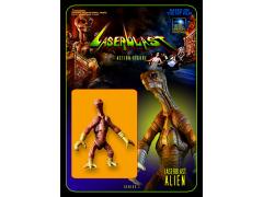 Laserblast Alien Action Figure