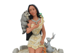 Pocahontas Disney Traditions White Woodland Pocahontas (Jim Shore)
