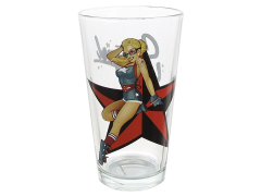 DC Toon Tumblers Bombshells Stargirl Pint Glass