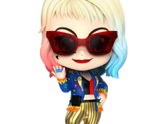 Birds of Prey Cosbaby Harley Quinn (Getaway Look Ver.) Collectible Figure