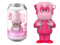 General Mills Vinyl Soda Franken Berry Limited Edition Figure