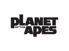 Planet of the Apes Fox Throwback Action Vinyls Caesar