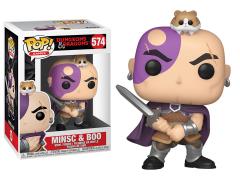 Pop! Games: Dungeons & Dragons - Minsc & Boo