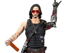 Cyberpunk 2077 Johnny Silverhand Premium Figure