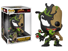"Pop! Marvel: Max Venom - 10"" Super Sized Venomized Groot"