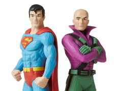 DC Comics Superman & Lex Luthor Figurine (Jim Shore)