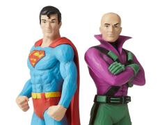 DC Comics Superman & Lex Luthor Figurine (Jim Shore)