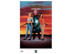 Trancers II Signature Series Print