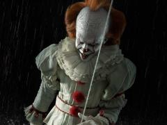 It (2017) High Definition Museum Masterline Pennywise 1/2 Scale Statue