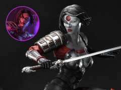 Justice League Museum Masterline Katana (Bonus Version) 1/3 Scale Statue