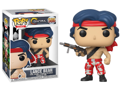 Pop! Games: Contra - Lance Bean