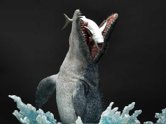 Jurassic World Legacy Museum Collection Mosasaurus 1/15 Scale Exclusive Limited Edition Statue
