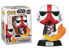Pop! Star Wars: The Mandalorian - Incinerator Stormtrooper