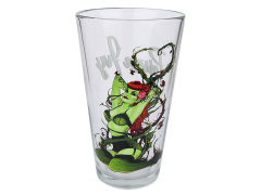 DC Toon Tumblers Bombshells Poison Ivy Pint Glass