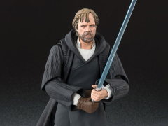 Star Wars S.H.Figuarts Luke Skywalker (The Last Jedi) Battle of Crait Ver.