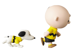Peanuts Ultra Detail Figure No.543 Charlie Brown & Snoopy