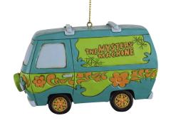 Scooby-Doo Mystery Machine Ornament (Jim Shore)