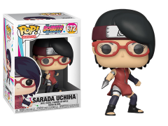 Pop! Animation: Boruto: Naruto Next Generations - Sarada Uchiha