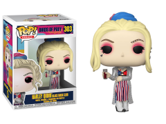 Pop! Heroes: Birds of Prey - Harley Quinn (Black Mask Club)